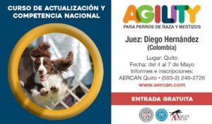 AGILITY 4,5, 6 Y 7 DE MAYO DEL 2017