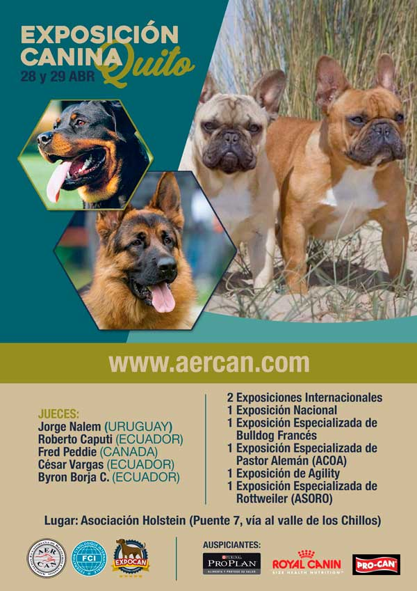 CATALOGO AERCAN QUITO 2018 REVISTA